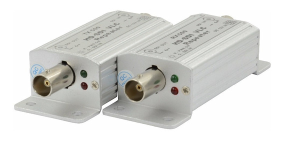 Splitter Amplificador 1x1 3g Hd Sdi 500m