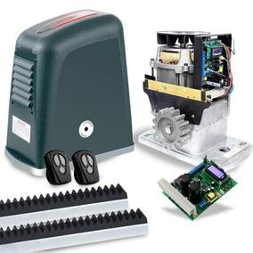 Kit Motor Portão Industrial Unisystem Durata Speed 1hp Tsi