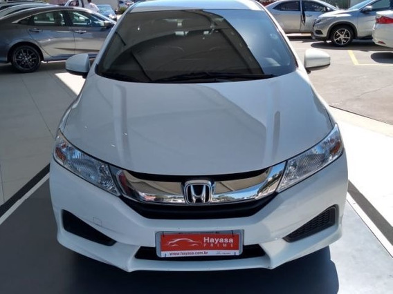 Honda City Lx 1.5 16v Flex, Krv7427