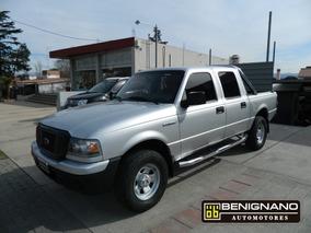 Ranger Xl 2007 Full 4x2 Cab/dob 3.0 Td