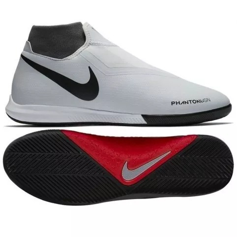 detailed look 2462d 81ab7 Botas Nike Phantom Vsn Academy Blanco Futsal Hombre Original