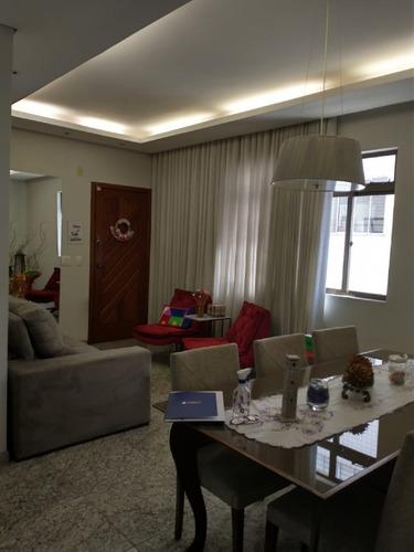 Imagem 1 de 19 de Apartamento À Venda, 3 Quartos, 1 Suite, Eldorado - Contagem/mg - 22765