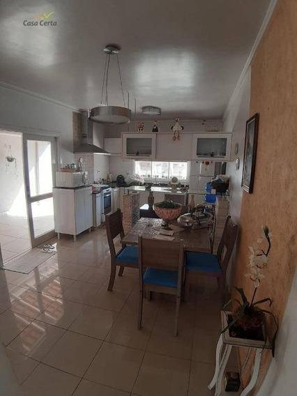Casa Com 2 Dormitórios À Venda, 270 M² Por R$ 400.000 - Jardim Centenário - Mogi Guaçu/sp - Ca1449