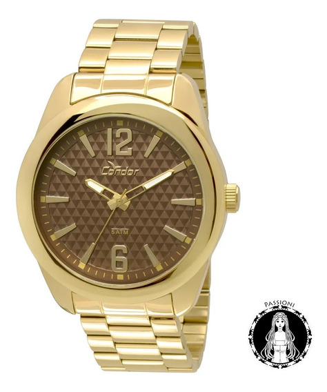 Relógio Condor - Co2036de/4m C/ Nf E Garantia O
