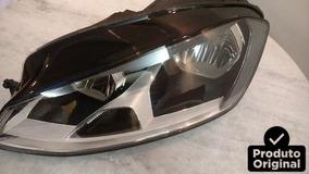 Farol Volkswagen Golf 14 15 16 Sem Xenon Esquerdo Original