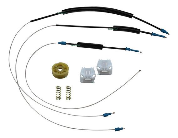 Kit Reparo Máquina Vidro Elétrica Dianteira Polo Após 2002