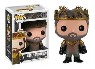Funko Pop Renly Baratheon #12 Game Of Thrones