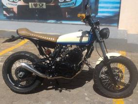 Honda Nx 350 Sahara Brat Style - (café Racer - Scrambler)