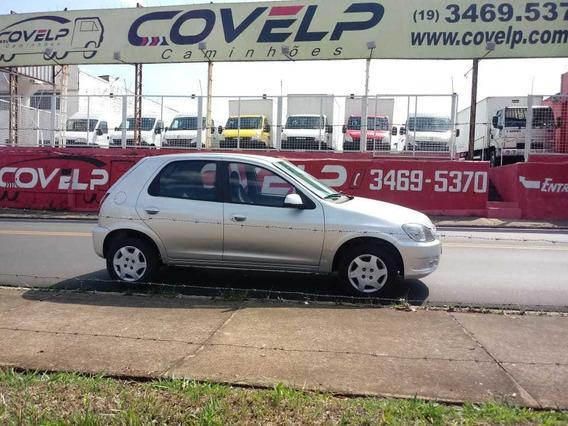 Chevrolet Celta Lt 2015 1.0 Completo 4 Pneus Novos