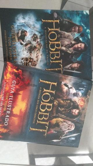 Hobbit, O Guia Ilustrado 2 Livros