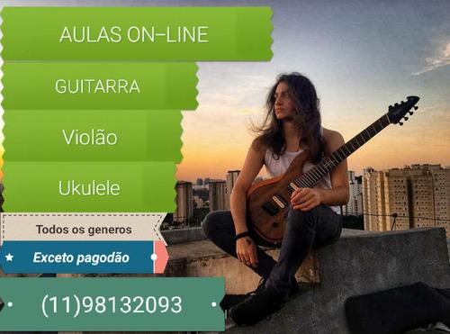 Aulas Particulares De Guitarra E Violão