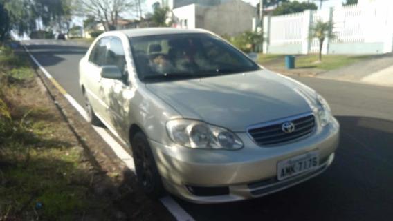 Toyota Corolla 1.6 16v Xli 4p 2005