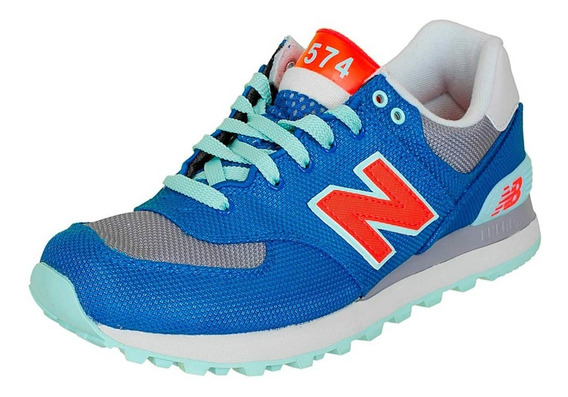 Zapatillas New Balance Wl574whb Urbanas Mujer