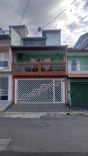 Imagem 1 de 30 de Sobrado Com 2 Dormitórios À Venda, 300 M² Por R$ 650.000,00 - Jardim Rosa De Franca - Guarulhos/sp - So0481
