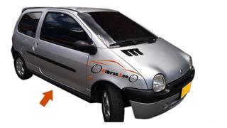 Spoiler Y Estribos Renault Twingo