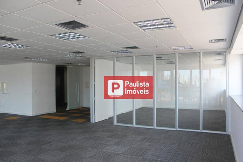 Laje Para Alugar, 464 M² Por R$ 464.000,00/mês - Pinheiros - São Paulo/sp - Lj0061