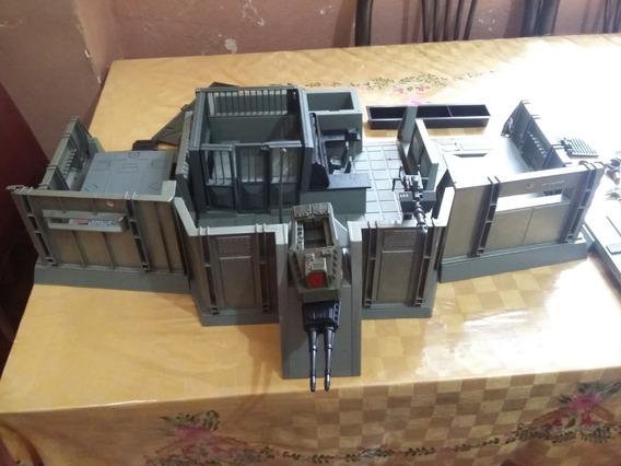 Gi Joe Base Militar Hasbro 1983