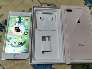 iPhone 8 Plus 64gb Rose Gold/leia A Descrição Do Anúncio!!!