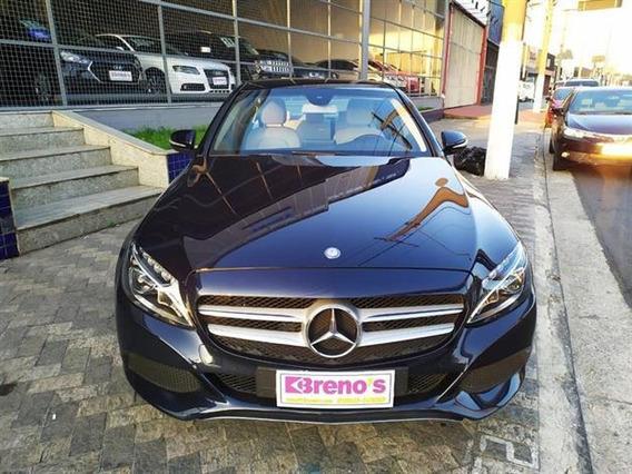 Mercedes Benz C-180 1.6 Turbo 16v/ Flex 16v Aut. Gasolina