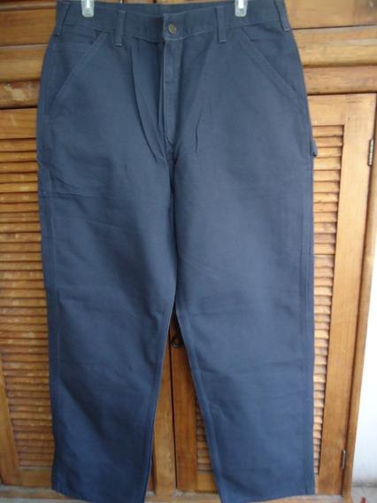 Carhartt Pantalón 36x32 Algodón 100%