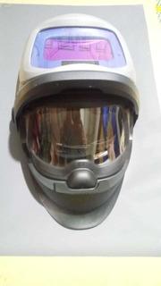 Máscara De Soldar 3m Speedglas 9100 Fx Air (para Amolar)