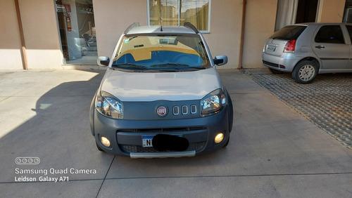 Imagem 1 de 9 de Fiat Uno 2011 1.4 Way Flex 5p
