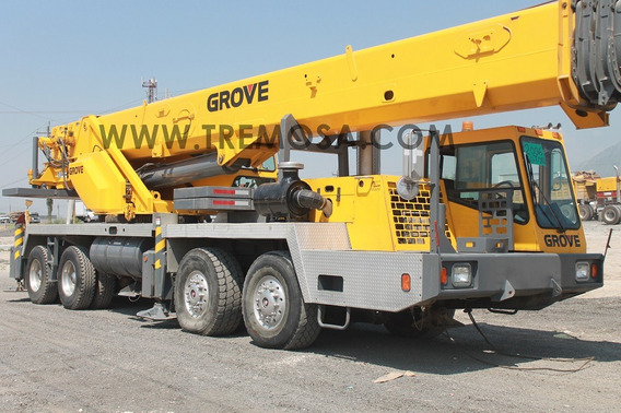 Grua Grove Tms700 2006 60 Tns #2111