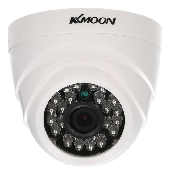 Lente Câmera Análoga Kkmoon Cctv Da Cúpula Kkmoon 1080p Ahd