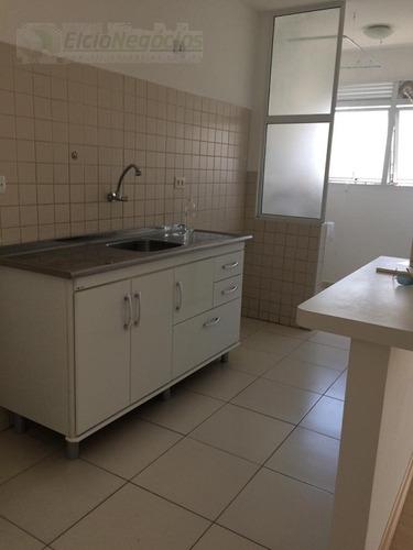 Imagem 1 de 28 de Apartamento Para Venda, 2 Dormitórios, Loteamento City Jaragua - São Paulo - 2283