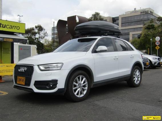 Audi Q3 Ambition At 1400 T
