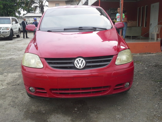 Volkswagen Fox 2006 Manual D Oportunidad