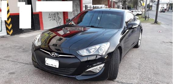 Hyundai Génesis 2.0 Turbo Coupe