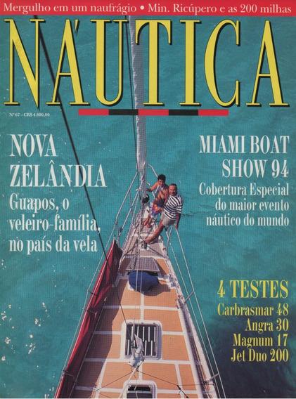 Náutica Nº67 - Carbrasmar 48 Angra 30 Magnum 17 Jet Duo 200