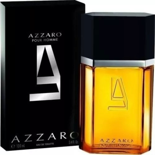 Perfume Azzaro Pour Homme 200 Ml Lacrado Original