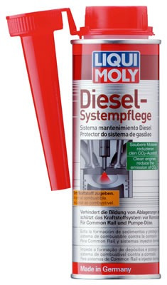 Limpia Inyectores Liqui Moly 250 Ml   System Pflege Diesel