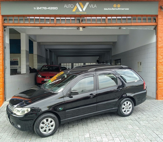 Fiat Palio Weekend 1.4 Elx 30 Anos Flex 2007