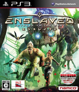 Enslaved Odyssey To The West Ps3 Acepto Cambios