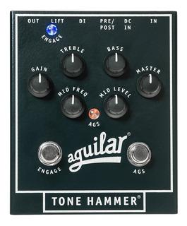Aguilar Tone Hammer Preamp / Direct Box Pedal Para Bajo