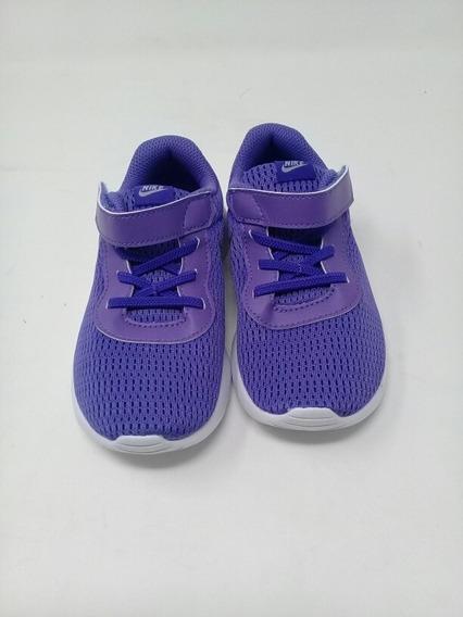 Tenis Nike Morado Niña. La Segunda Bazar