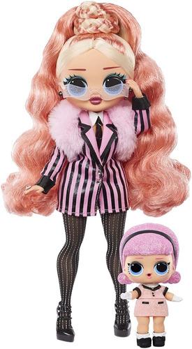 L.o.l. Surprise! Omg Winter Chill Big Wig & Madame Queen