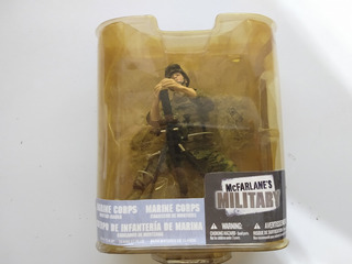 Mc Farlane Serie Militar