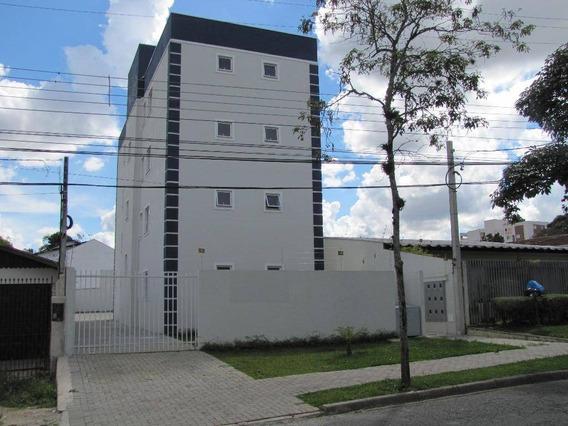 Ótima Kitinet Semi-mobiliada Bem Localizada No Bacacheri P/locação - Kn0017