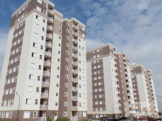 Apartamento - Residencial Jardim Botânico - 2 Dormitórios À Venda, 58 M² Por R$ 247.000 - Jardim Adelaide - Hortolândia/sp - Ap6648