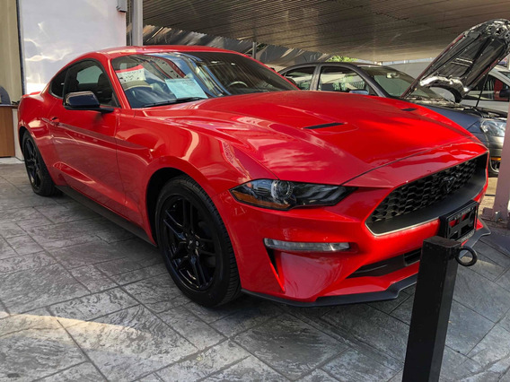 Ford Mustang 2.3 Coupe At Piel Turbo 2018