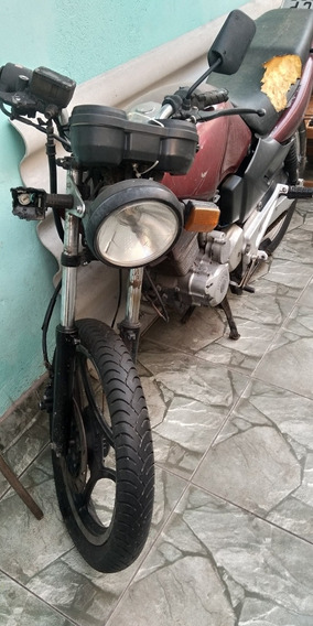 Honda Cbx200 Para Sucatear