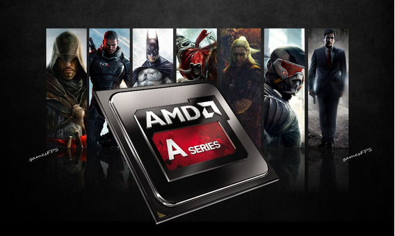 Processador Gamer Amd A10 8700 Garantia De 1 Ano