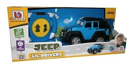 Baby Jeep Radio Control.