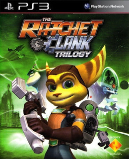 Ratchet & Clank: Collection Ps3 Digital