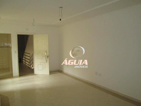 Apartamento Com 3 Dormitórios À Venda, 80 M² Por R$ 330.000,00 - Vila Pires - Santo André/sp - Ap2283