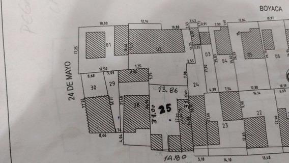Casa Dividida 2 Departamentos Mas Cuartos En Patio Negociabl